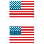 タトゥーシール 星条旗(タトゥー・刺青シール)