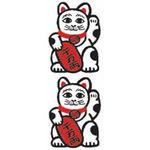 タトゥーシール 招き猫(タトゥー・刺青シール)