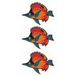 タトゥーシール 熱帯魚2(タトゥー・刺青シール)