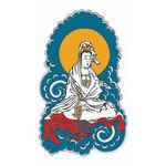タトゥーシール 白衣観音(タトゥー・刺青シール)