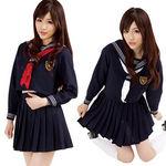 秋葉女学院ダブルリボン2(衣装・コスチューム)
