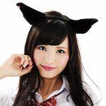 ふかふか猫耳カチューシャ(衣装・コスチューム)
