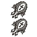 タトゥーシール 文様(タトゥー・刺青シール)