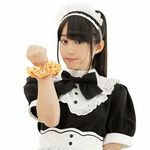 シュシュ オレンジ(衣装・コスチューム)