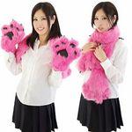 マフラー手袋(衣装・コスチューム)