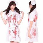 血と涙の修羅ナース(衣装・コスチューム)