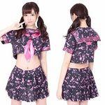 ピンクスプラッシュセーラー(衣装・コスチューム)