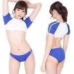 ベリーショート体操服(衣装・コスチューム)