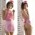 エロコス ナースB ピンク(衣装・コスチューム)