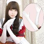 サテン手袋(衣装・コスチューム)