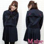 私立女子校のセーラー服(冬服) M(衣装・コスチューム)