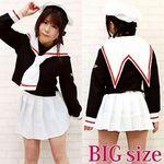 私立友枝小学校制服(校章付) BIG(コスプレ衣装)
