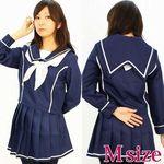 私立十羽野高校制服(冬服) M(コスプレ衣装)