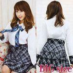 SKD48 桜の栞衣装 BIG(コスプレ衣装)