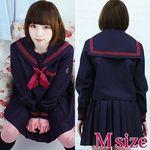 女子学院のセーラー服(冬服) M(衣装・コスチューム)