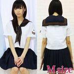 国際学園のセーラー服(夏服) M(衣装・コスチューム)