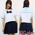 キリスト系女学院の学生服(夏服) BIG(衣装・コスチューム)