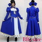 青き剣の騎士セット BIG(コスプレ衣装)