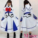 魔法少女 エースバリアジャケットセット M(コスプレ衣装)