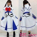 魔法少女 エースバリアジャケットセット BIG(コスプレ衣装)