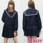 元女子高のセーラー服(冬服) M(衣装・コスチューム)