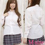 長袖シャツ単品 M(衣装・コスチューム)