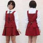 ひだまりスケッチ やまぶき高校制服 BIG(コスプレ衣装)