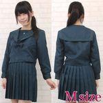 国際高校のセーラー服(冬服) M(衣装・コスチューム)
