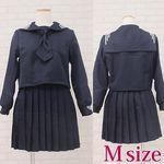 私立女子学園のセーラー服(冬服) M(衣装・コスチューム)