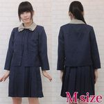 女子高等学校の学生服(旧制服) M(衣装・コスチューム)