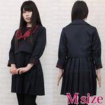 ミッションスクール系高校のセーラー服(冬服) M(衣装・コスチューム)