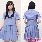 ミッションスクール系高校のセーラー服(夏服) M(衣装・コスチューム)