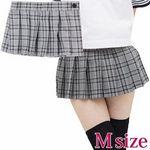 超ミニチェックスカート単品 M(衣装・コスチューム)
