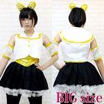 ももいろアイドル 乙女 衣装 BIG(コスプレ衣装)