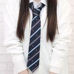 スクールネクタイ単品 紋章(衣装・コスチューム)
