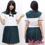 国際高校のセーラー服(夏服) M(衣装・コスチューム)