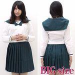 国際高校のセーラー服(中間服) BIG(衣装・コスチューム)