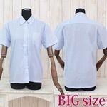 半袖シャツ単品 サックス BIG(衣装・コスチューム)