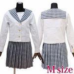 私立学園のセーラー服(中間服) M(衣装・コスチューム)