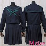 大阪の私立女子校セーラー服(冬服) M(衣装・コスチューム)
