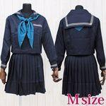 インターナショナルスクールのセーラー服(冬服) M(衣装・コスチューム)