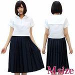 神戸の女子高等学校(夏服) M(衣装・コスチューム)
