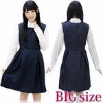 兵庫県の私立女子高等学校 旧制服 BIG(衣装・コスチューム)