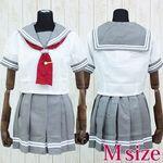 浦の星女学院 夏制服 M(コスプレ衣装)