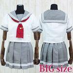 浦の星女学院 夏制服 BIG(コスプレ衣装)