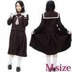 市立中学校のセーラー服(冬服) M(衣装・コスチューム)
