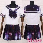 宇宙ロマンティックセーラー 紫 M(衣装・コスチューム)