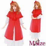 赤ずきんロリータドレス Mサイズ(衣装・コスチューム)