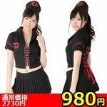 【ALL★980円】ナース・バックレースアップ(キャンペーン)
